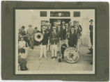 Redmen Lodge No. 65 Band, Wahkiakum County courthouse, 1921