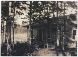 Home of A.O. Robinson, Mutiny Bay, Whidbey Island, Washington, circa 1920s