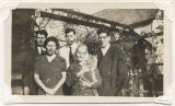 Grannis family photo, Whidbey Island, Washington, 1939