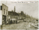 Clinton union building circa 1905
