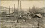 1910 Palouse River Flood in Colfax, Washington