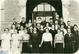 Steptoe high school students in 1923