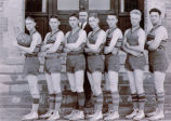 Steptoe high school boys' basketball team of 1923