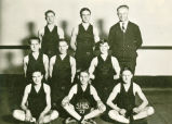 Steptoe high school boys' basketball team of 1927