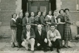 Steptoe senior class of 1935-1936