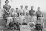Steptoe grade school students 1941-42