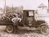 Model T delivery truck