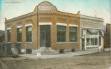 Bank of Rosalia, Rosalia, Washington, circa 1900