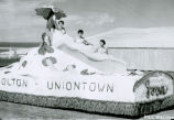 Colton/Uniontown, Washington float at the 1959 Palouse Empire Fair