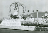 Colton, Washington float at the 1960 Palouse Empire Fair