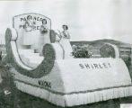Endicott-Winona float at the1955 Palouse Empire Fair