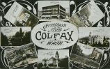 Greetings [postcard] from Colfax, Washington, circa 1909