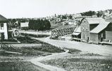 Second Palouse Flour Mill, Palouse, Washington, circa 1890