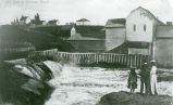Second Palouse Flour Mill, Palouse, Washington, circa 1903