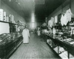 J. M. Batten's store, Palouse, Washington, circa 1912