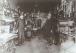Ankcorn harware store, Palouse, Washington, circa 1900