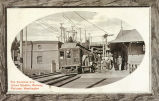 Spokane and Inland Electric Railway, Palouse, Washington, circa 1920