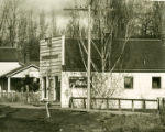Lilley's Food Store, Albion, Washington, circa 1940