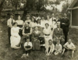 Extended family of Anna Crawford Hull