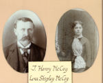 James Henry and Lena Shipley McCoy