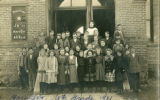 Garfield 6th grade students, Garfield, Washington, 1911