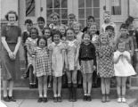 St. John first grade class of 1939-1940