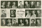 St. John high school class of 1952