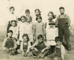 Lindley School class photo