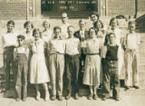 Lamont Junior High class of 1933-1934