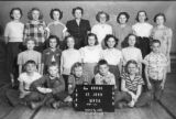 St. John 6th grade class of 1949-1950