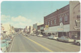 Main Street in Colfax, Washington