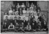 Garfield sixth grade class of 1909