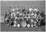 Garfield high school orchestra 1933-34