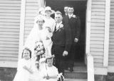 Fredrick Wesselman and Katherine Guske wedding