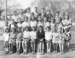 Garfield, Washington fifth grade class of 1944