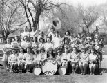 Garfield, Washington all school band