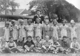 Garfield, Washington first grade class of 1939-1940