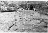 Palouse River before construction of the flood control project