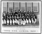 Tekoa High School Band, 1938