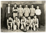 1924-25 LaCrosse basketball team