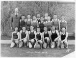 Endicott grade school basketball team 1943-44