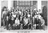 1946-47 Endicott high school student body