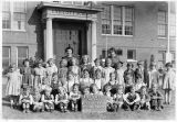 1937-38 Endicott first and second grades