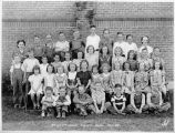 1938-39 Endicott third and fourth grade class