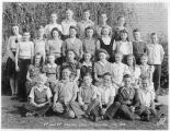 1942-43 Endicott sixth and seventh grade classes