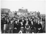 50th Anniversary attendees of the Selbu Lutheran Church, LaCrosse, Washington, 1953