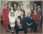 Albert Julius and Elizabeth Scholz family
