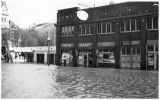 1948 Palouse River flood at Colfax, Washington