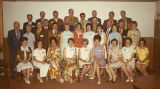 25th year reunion of the Colfax High School class of 1946, Colfax, Washington, 1971