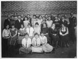 Pine City High School students, Pine City, Washington, 1926